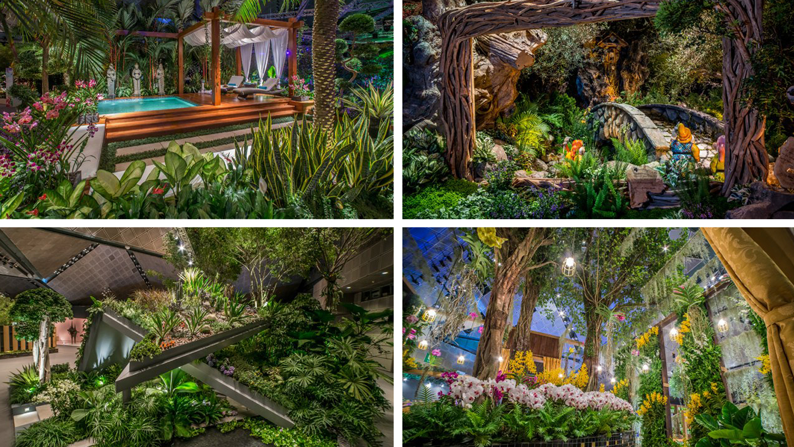 singapore garden festival 2014 will be held at gardens by the bay date 16th to 24th august 2014 10am to 10pm daily organiser national parks board here